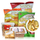 Snacks, Breads & Ready Meal