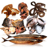 Smoked / Dried Fish
