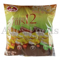 Ades Plantain Chips - Mix 35g X 12