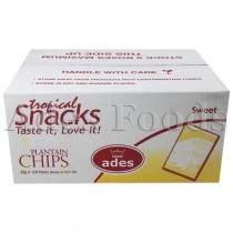 Ades Plantain Chips Sweet 120 X 35g