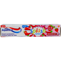 Aquafresh kids Strawberry Toothpaste 50ml