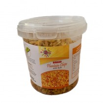 Birago Plantain Chips with Nuts 300g