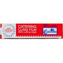 Castleview Catering Cling Flim 300mm x 300m
