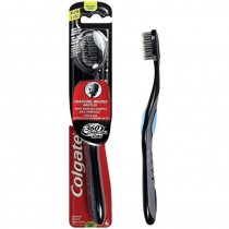 Colgate 360 Charcoal Infused Bristles