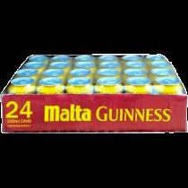 Malta Guinness Can Box 330Ml X 24