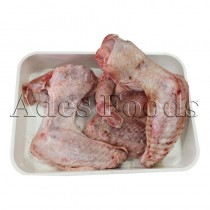 Fresh Turkey Wings (Per Kg)